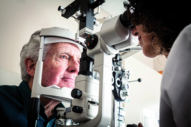 An innovative solution for  diagnosing illnesses through the retina