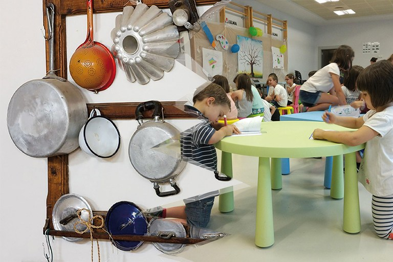 Children's Workshops in June and Charity Cooking Utensils Collection