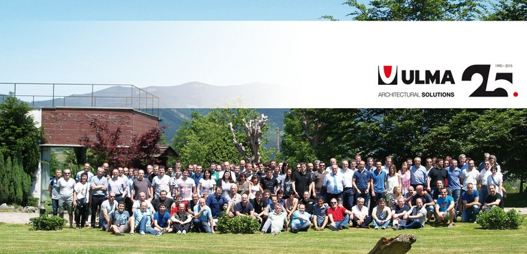 ULMA Architectural Solutions reaches 25 years