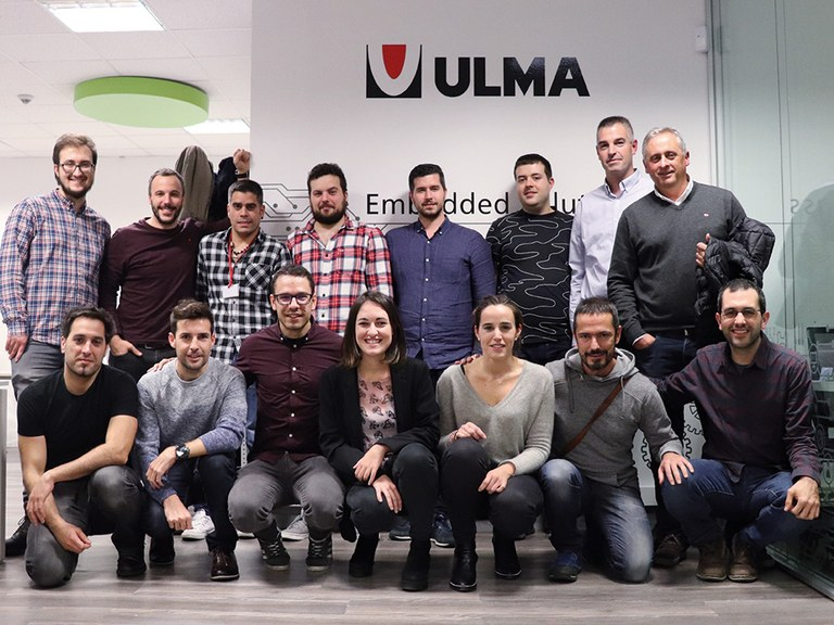 ULMA Embedded Solutions reaches 10 years of existence