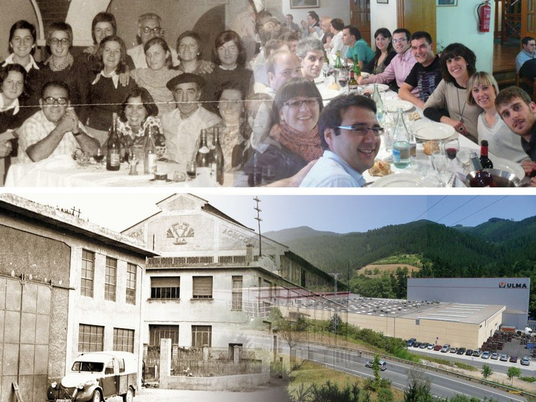 ULMA Forja, S. Coop. 50 years together 1962-2012