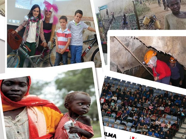 ULMA Foundation, another year of intense charitable