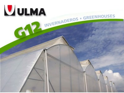 ULMA Agrícola presentará su invernadero G12 en la feria Fruit Attraction 2014.