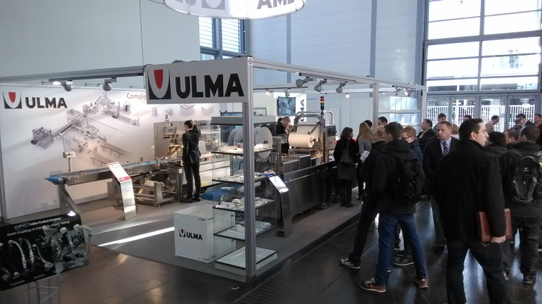ULMA Packaging participa en la COMPAMED 2013