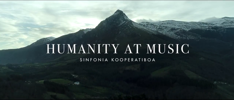 Humanity at music, sinfonia kooperatiboa