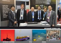 ULMA Piping-ek OFFSHORE KOREA 2012 azokan parte hartu du