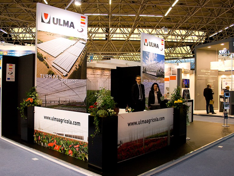 ULMA Agrícola participated in 4 international fairs in the last quarter of 2012.