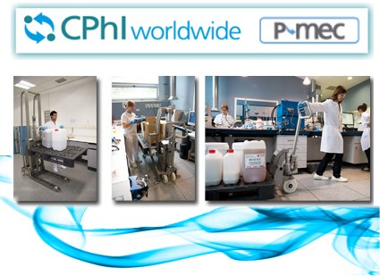 ULMA Inoxtruck is to present its clean room solutions for the pharmaceutical sector at the CPHI fair in Frankfurt.