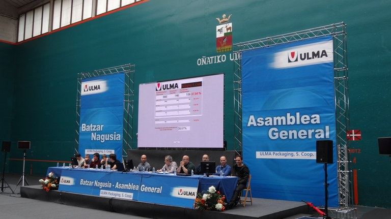 ULMA Packaging holds its Annual Meeting