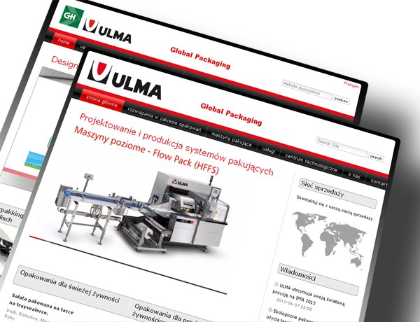 ULMA Packaging to add two new websites