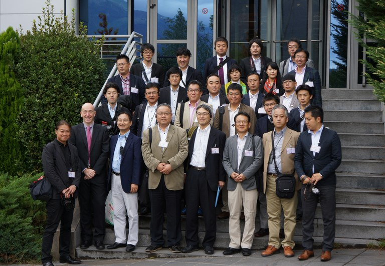 ULMA Packaging visited by the TOHOKU SUNNET federation of consumer cooperatives (Japan)