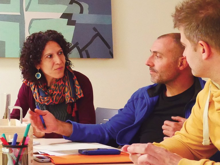Language sessions to learn or improve Basque at the ULMA Group
