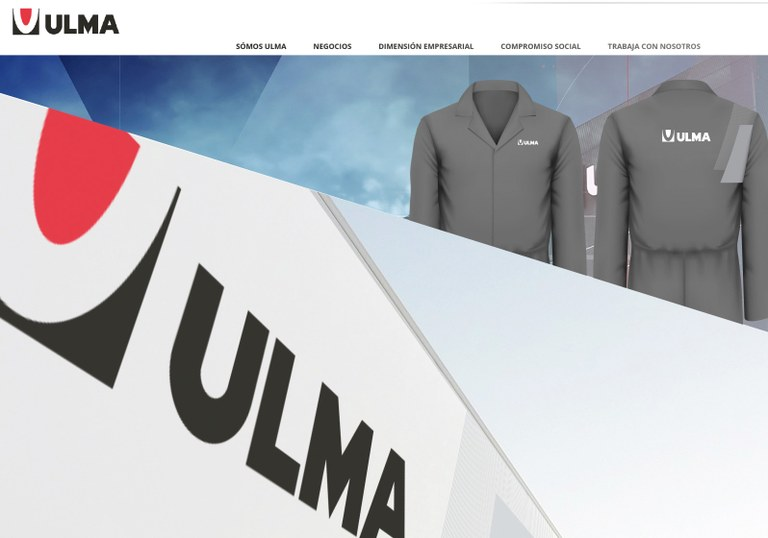 New image and corporate visual identity for ULMA