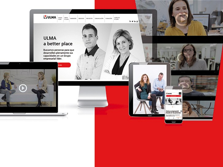 The ULMA Group presents its  new Employer Brand image to support its business